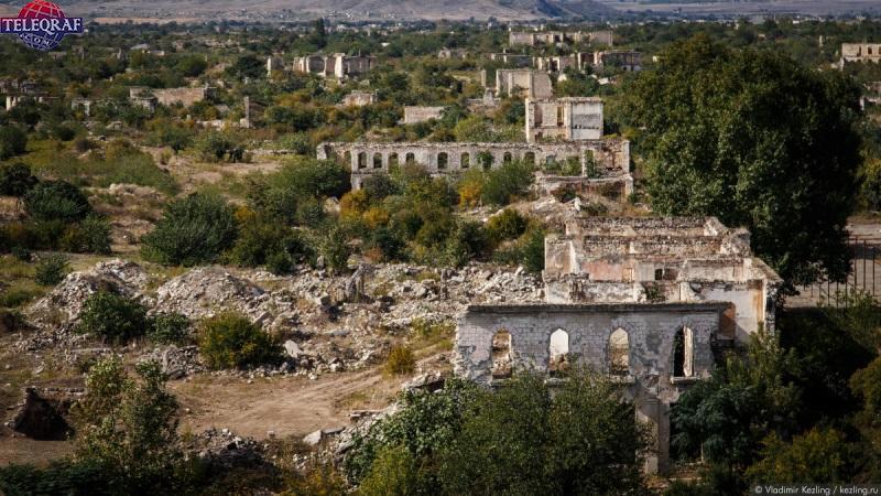 Ağdam 1945-ci ilin Drezdenidir: Rus fotoqrafın - Reportajı