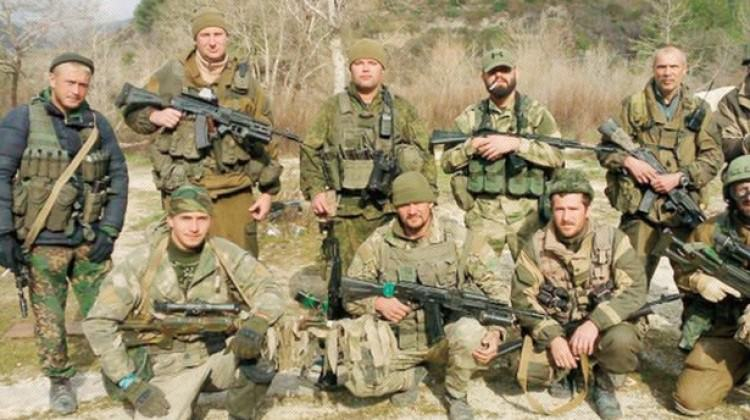 Putinin gizli ordusu: